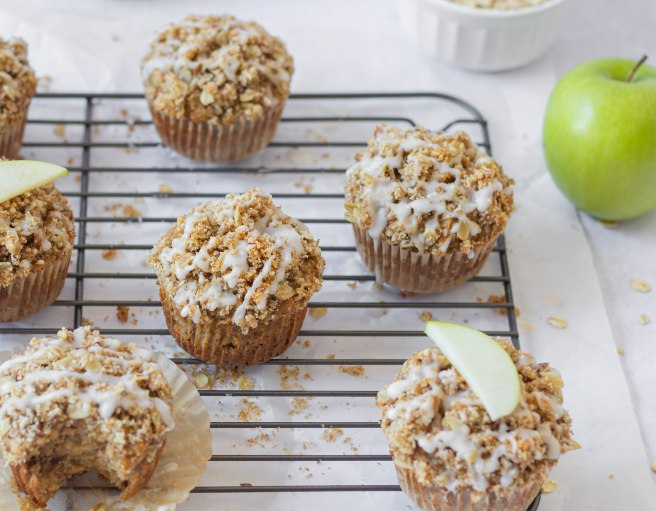 Apple Muffins 7